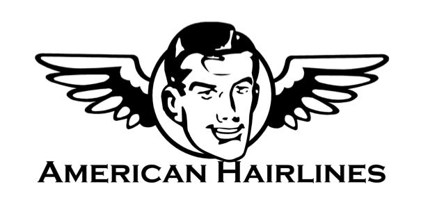 American Hairlines & Popmart